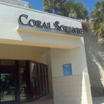Photo taken at Coral Square by Manuel G. on 6/4/2013