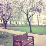 Photo taken at Bloomsbury Square by Alisa &. on 3/14/2013