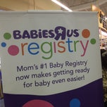 Photo taken at Babies R Us by Alex F. on 3/9/2013