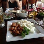 Photo taken at Kam's Fine Chinese Cuisine by Yadira J. on 7/21/2013