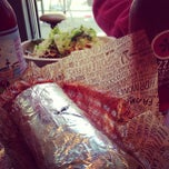 Photo taken at Chipotle Mexican Grill by Margaret T. on 10/27/2012