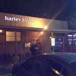 Photo taken at Barley Swine by Cody K. on 2/22/2013