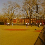 Photo taken at P.S. 26 Jesse Owens School by Colvin B. on 4/8/2013
