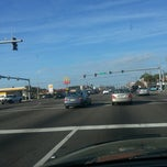 Photo taken at St. Johns Bluff Rd & Beach Blvd by Roxanne K. on 1/16/2013