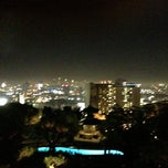 Photo taken at Yamashiro Hollywood by Matthew B. on 11/4/2012
