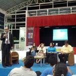 Photo taken at Centro de Ensino Literatus (CEL) by Walter C. on 9/21/2012