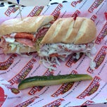 Photo taken at Firehouse Subs by Katie K. on 2/17/2013