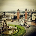 Photo taken at Hotel Catalonia Barcelona Plaza by Paolo on 2/23/2013