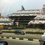 Photo taken at National Library (Perpustakaan Negara) by Thomas L. on 10/11/2012