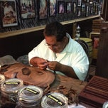 Photo taken at Cigar Factory by Gallo G. on 3/30/2013