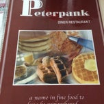 Photo taken at Peterpank Diner and Restaurant by Jenni B. on 4/4/2014