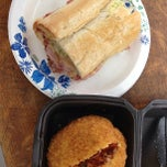 Photo taken at Brocato's Sandwich Shop by Joey A. on 5/2/2013
