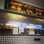 Photo taken at B&M Bar-B-Que by Dorjan S. on 6/3/2014