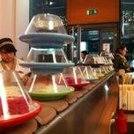 Photo taken at Sushi Circle by Twice on 1/2/2013