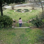 Photo taken at Pullen Park by ray d. on 3/31/2013