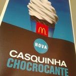 Photo taken at McDonald's by Vinicius T. on 1/10/2013