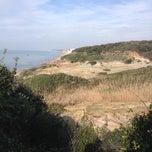 Photo taken at Riserva naturale Tor Caldara by Stefano C. on 1/12/2014