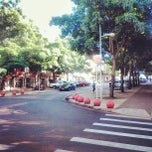 Photo taken at Avenida Brasil by Jan M. on 3/28/2013