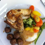 Photo taken at IKEA Restaurant by Abilene L. on 4/9/2013