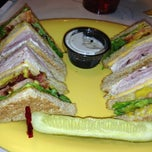 Photo taken at McAlister's Deli by Sixydukemom on 11/25/2012