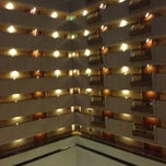 Photo taken at Crowne Plaza by Miguel A. on 6/21/2013