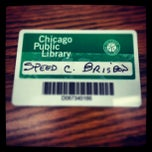 Photo taken at Chicago Public Library by Hi! $peed on 2/1/2013
