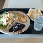 Photo taken at Baja Fresh by Christopher M. on 9/26/2012