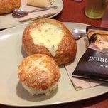 Photo taken at Panera Bread by Alex C. on 10/18/2012