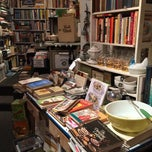 Photo taken at Bonnie Slotnick Cookbooks by Nick D. on 4/19/2014
