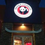 Photo taken at Panda Express by Kellie B. on 1/23/2014