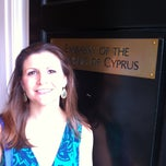 Photo taken at Embassy Of The Republic of Cyprus by Eric K. on 5/11/2013