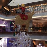 Photo taken at 力宝广场 Lippo Plaza by Mike C. on 12/28/2013