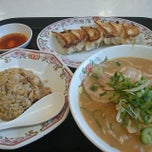Photo taken at 餃子の王将 君津店 by ☆ P. on 12/17/2014