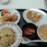 Photo taken at 餃子の王将 君津店 by ☆ P. on 1/27/2015