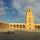 Photo taken at Grande Mosquee de #Kairouan s Great Mosque by КUMIKO T. on 11/17/2012