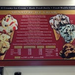 Photo taken at Cold Stone Creamery by Mike G. on 10/17/2012