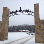 Photo taken at Gobblers Knob by AB L. on 2/3/2013