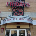 reviews of TGI Fridays