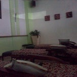 Photo taken at My Foot Reflexology and Spa by dhana w. on 9/3/2013