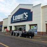 Photo taken at Lowe's Home Improvement by Paul B. on 8/19/2013
