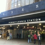 Photo taken at New York Penn Station by David A. on 4/16/2013