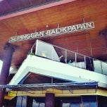 Photo taken at Sultan Aji Muhammad Sulaiman Sepinggan Balikpapan International Airport (BPN) by Aji A. on 7/1/2013