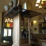 Photo taken at The Ponsonby Belgian Beer Cafe by farayi c. on 3/19/2013