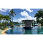 Photo taken at Phi Phi Island Cabana Hotel by Dan M. on 5/20/2015