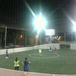 Photo taken at Canchas Bernabeu by juankmilo q. on 7/6/2012