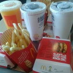 Photo taken at McDonald's by Bru P. on 2/23/2013
