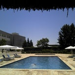 Photo taken at BejaParque Hotel by Mário C. on 8/10/2013