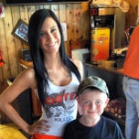 Photo taken at Hooters by chandra c. on 5/4/2013