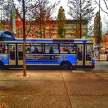 Photo taken at Giesinger Bahnhofsplatz by Roy K. on 11/17/2013