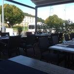 Photo taken at Ristorante Da Leoni by Marc G. on 9/20/2014
